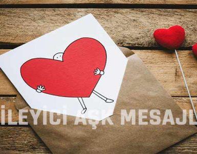 Etkileyici Aşk Mesajları