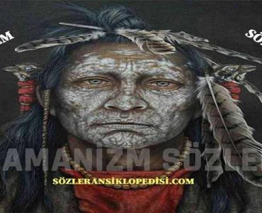 Şamanizm Sözleri