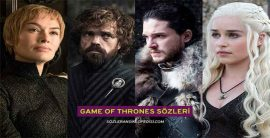 Game Of Thrones Sözleri İngilizce Türkçe
