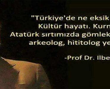 İlber Ortaylı Atatürk ile İlgili Sözleri