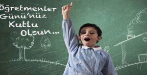 Ablaya Öğretmenler Günü Mesajı