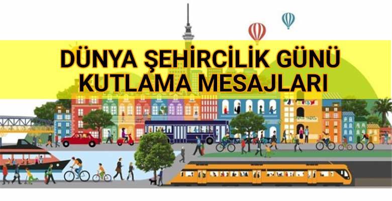 Dünya Şehircilik Günü Kutlama Mesajları
