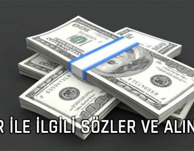 Dolar Sözleri