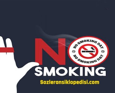 Sigaradan Vazgeçirme Sözleri