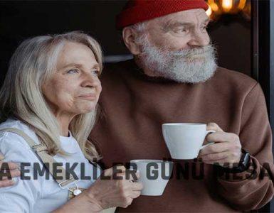 Emekliler Günü Kutlama Mesajları