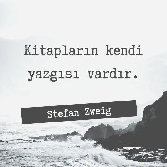 Stefan Zweig Sözleri Resimli